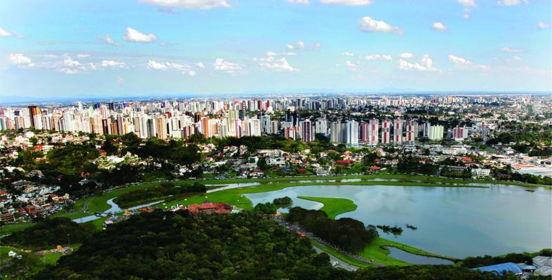 curitiba smart city