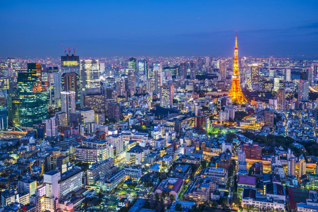 toquio smart city