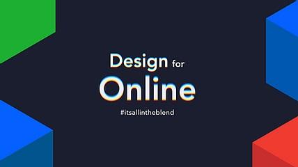 Design for Online banner