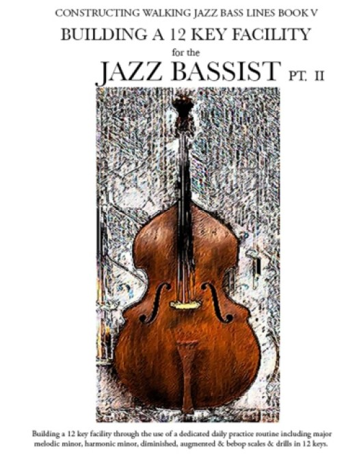 Jazz walking bass lines homepage