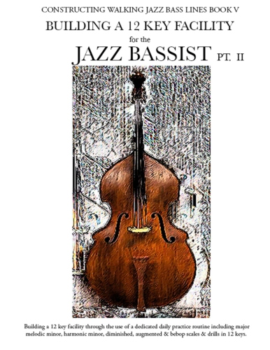 Constructing Walking Jazz Bass Lines