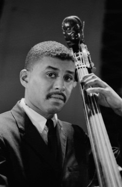 "Paul Chambers provided the ""pulse"", hard swinging walking bass lines behind the who's who of jazz."
