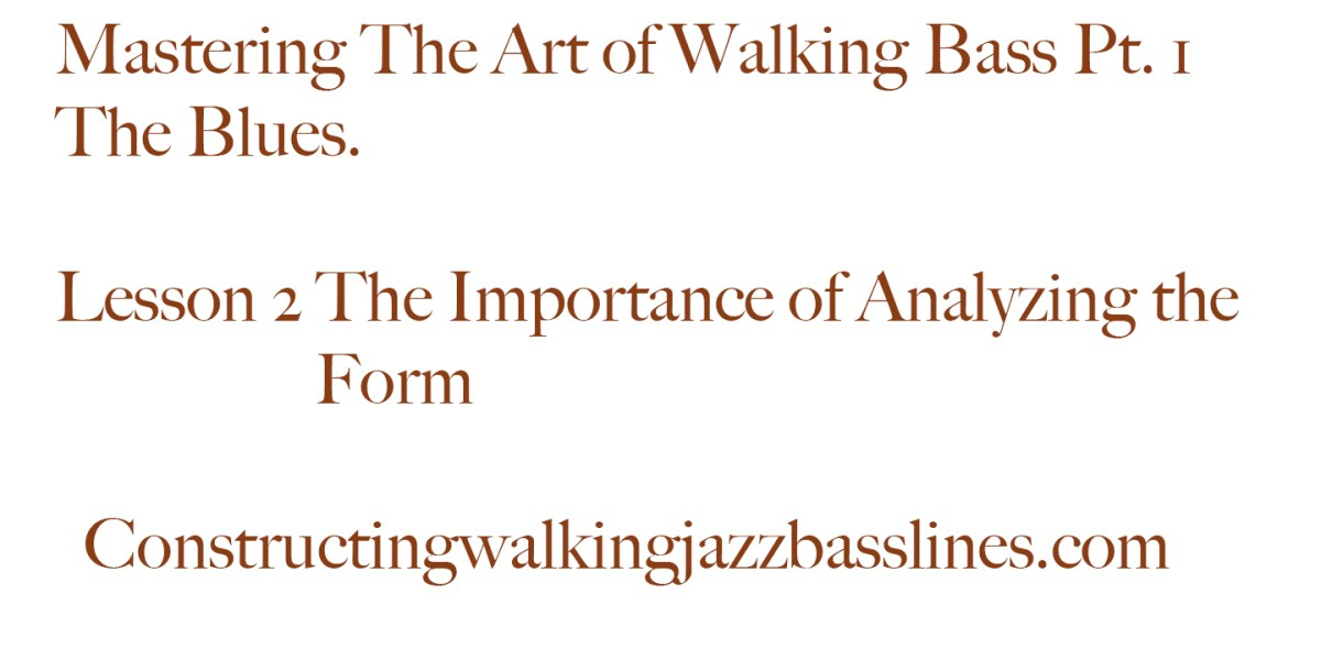 MAWB Lesson 2 The importance of analyzing the form