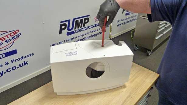 FlushMaster Unblocking