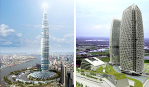 The Case of Be-Bionic City Tower