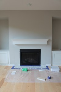 Carrara Marble Fireplace | construction2style