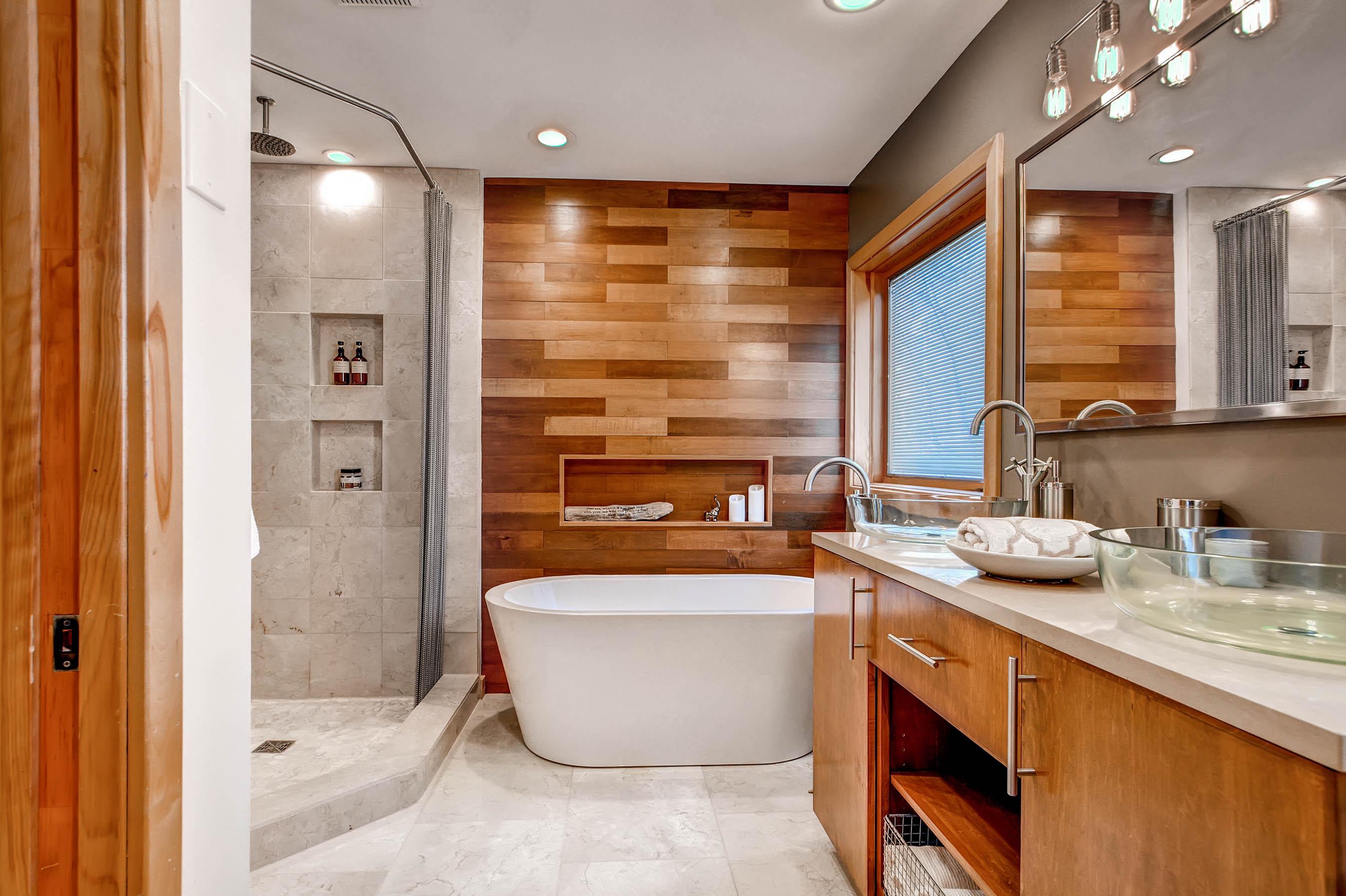 Spa Like Master Bathroom Remodel