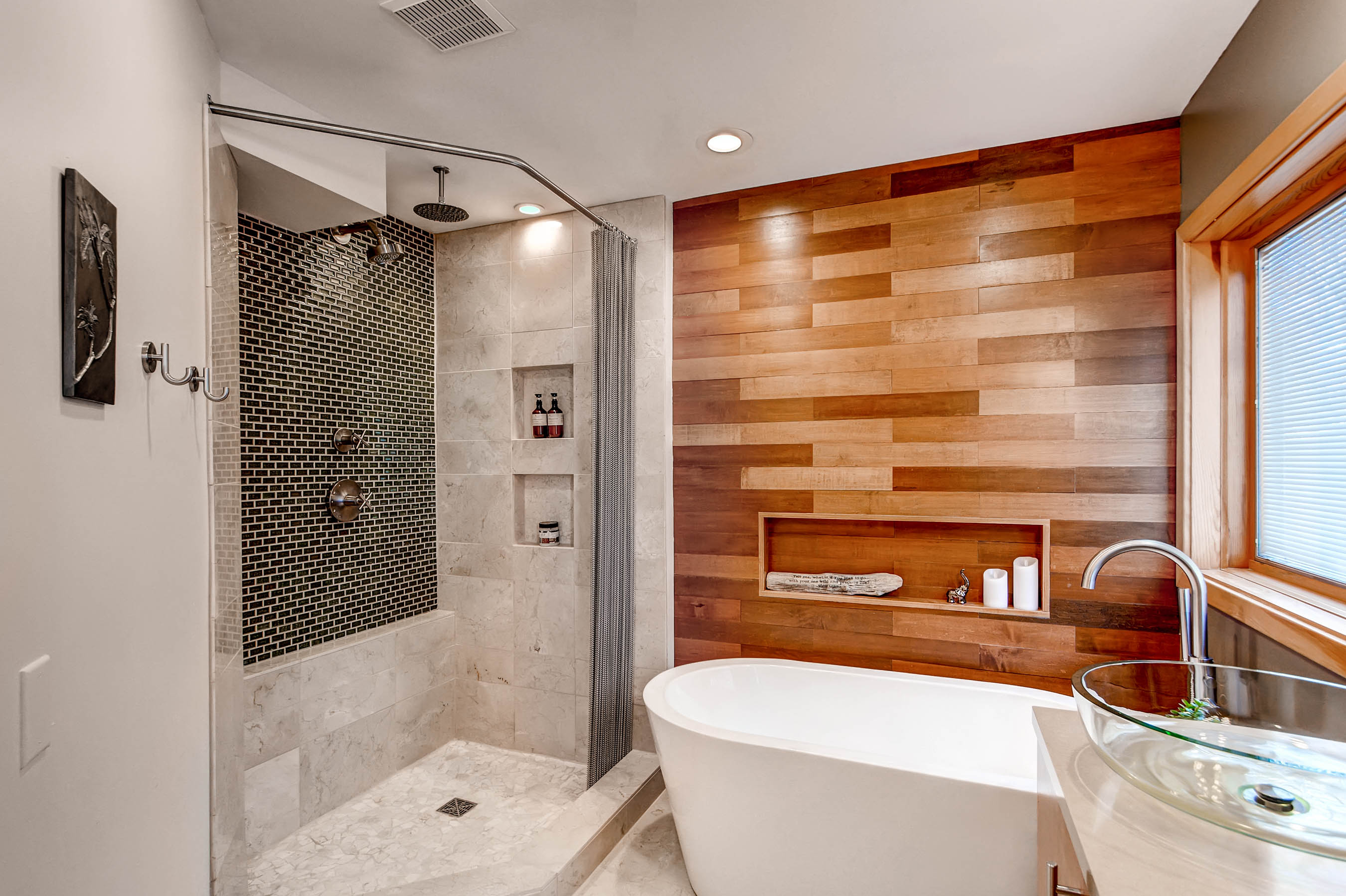 Spa Like Master Bathroom Remodel