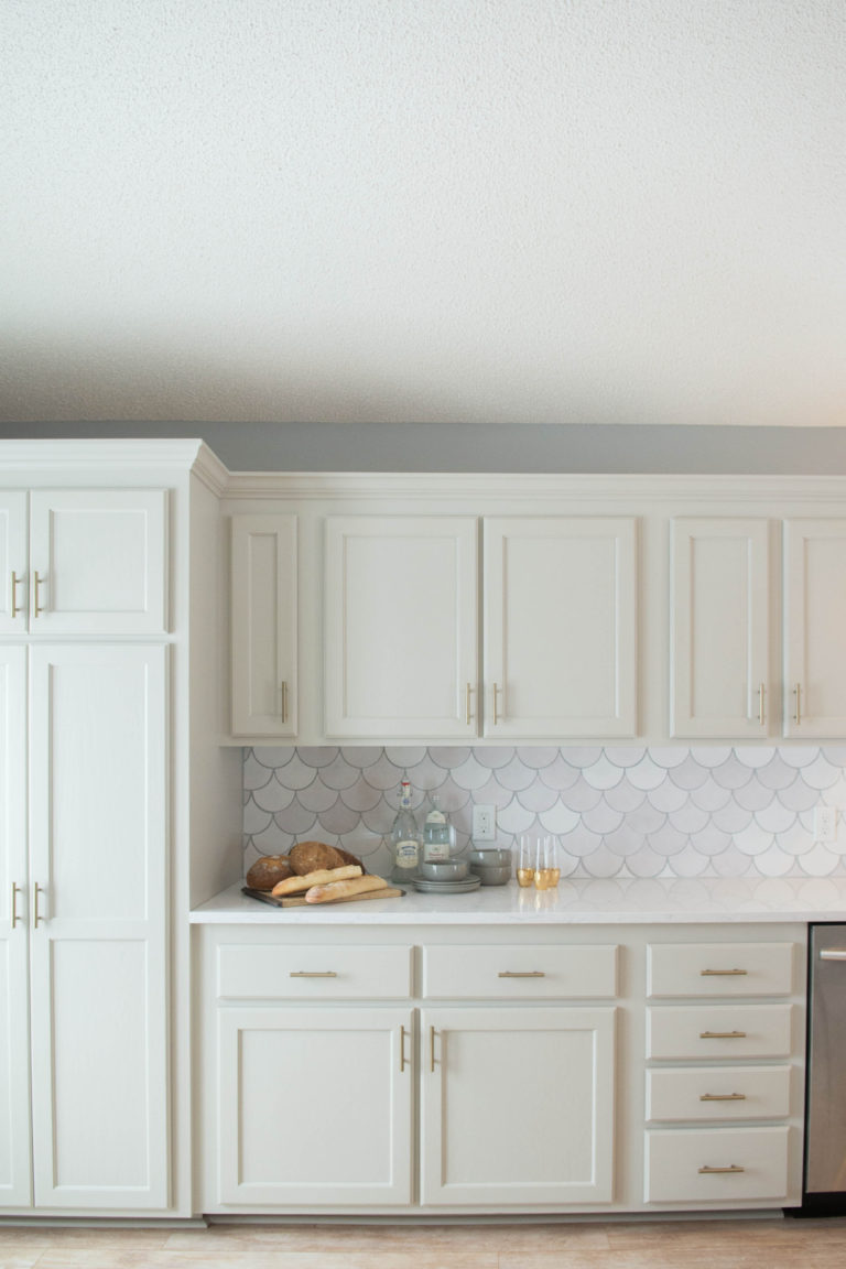 Fish Scale Tiles How to Tile a Fish Scale Backsplash