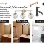 Diy Summer Guest Bathroom Refresh Construction2style