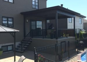 Construction et rnovation de patio terrasse et deck  Qubec