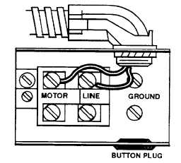 wiring diagram of a single phase dol starter electric fuel pump installing the magnetic
