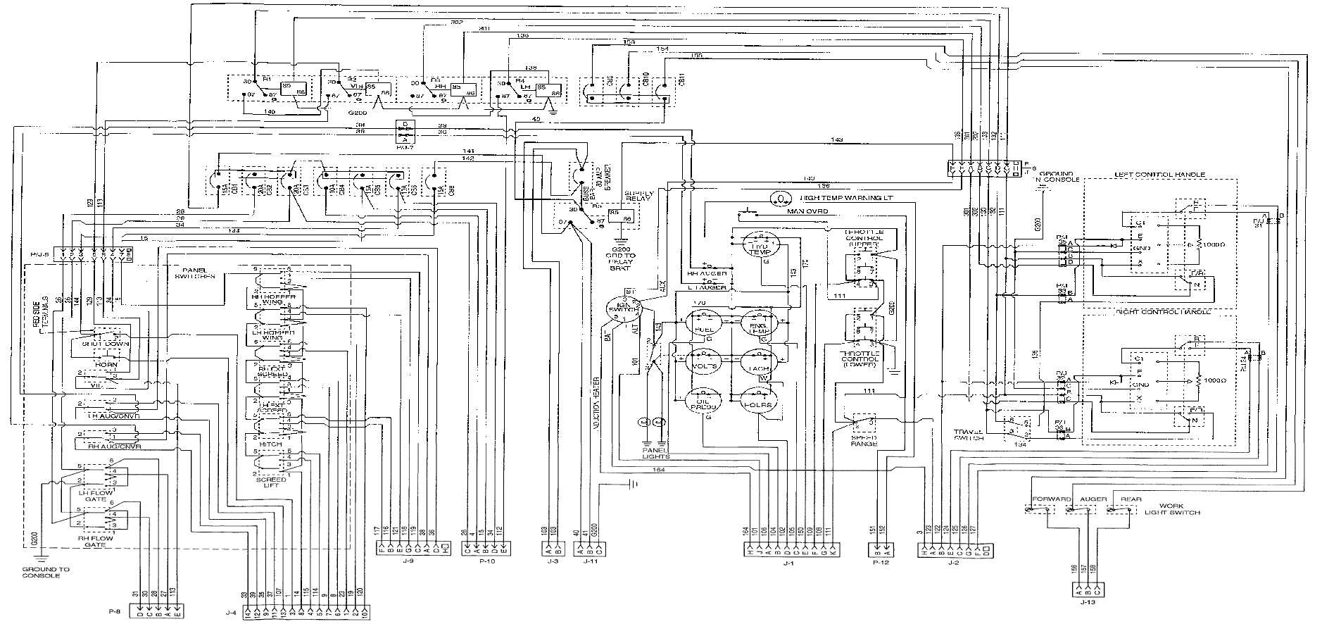 Electrical Schematic Sheet 1 Of 2
