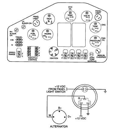 Tachometer Wire Diagram 2, Tachometer, Free Engine Image