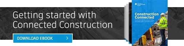 Construção conectada - Guia para a nuvem de construção da Autodesk