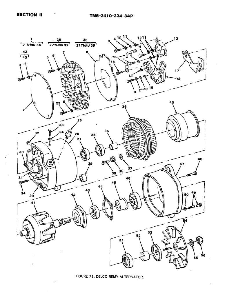 Alternator Diagrams 34 Delco 10si Wiring Diagram Delco