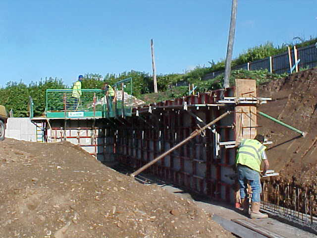 Formwork & Concrete Structure contractor