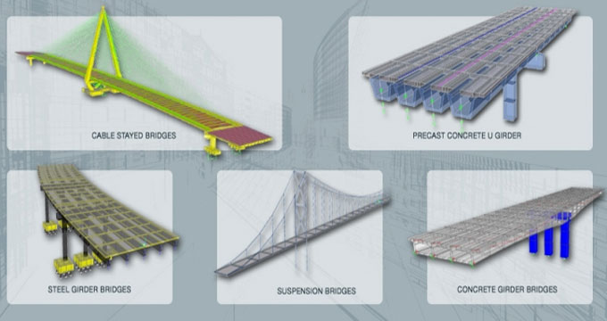 CSiBridge 2017 – The newest software for 3D bridge analysis