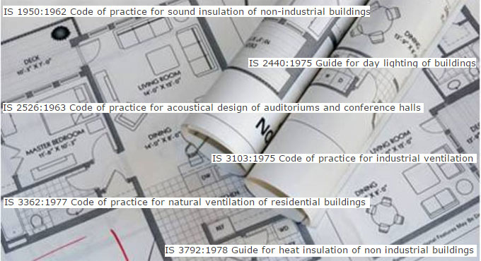 Necessary IS Codes for Functional Requirements In Buildings