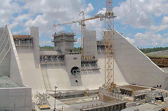 Characteristics of Mass Concrete