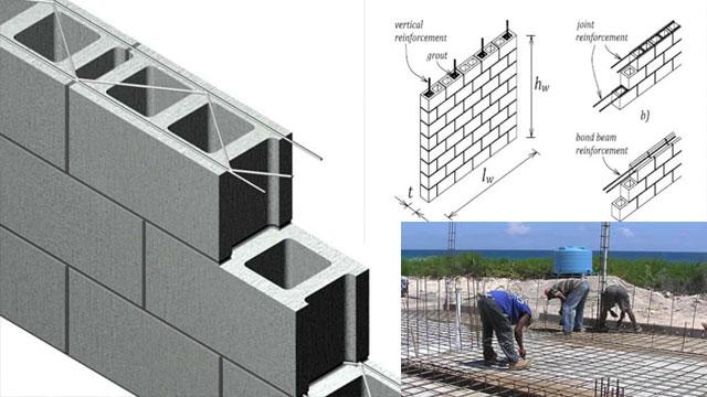 Advantages Of Truss Mesh Reinforcement For Brick Wall