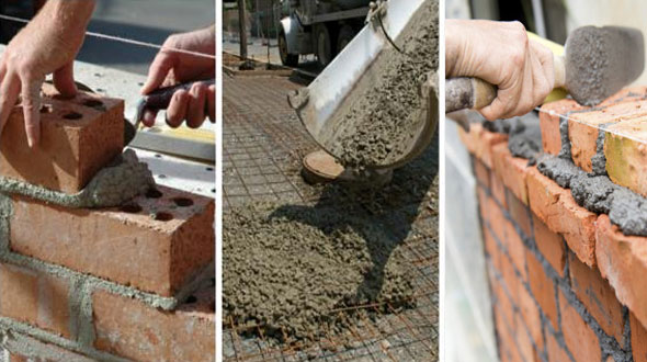 What are the variations among Cement vs Mortar