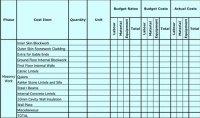 Roof Estimating Spreadsheet & Full Size Of ...