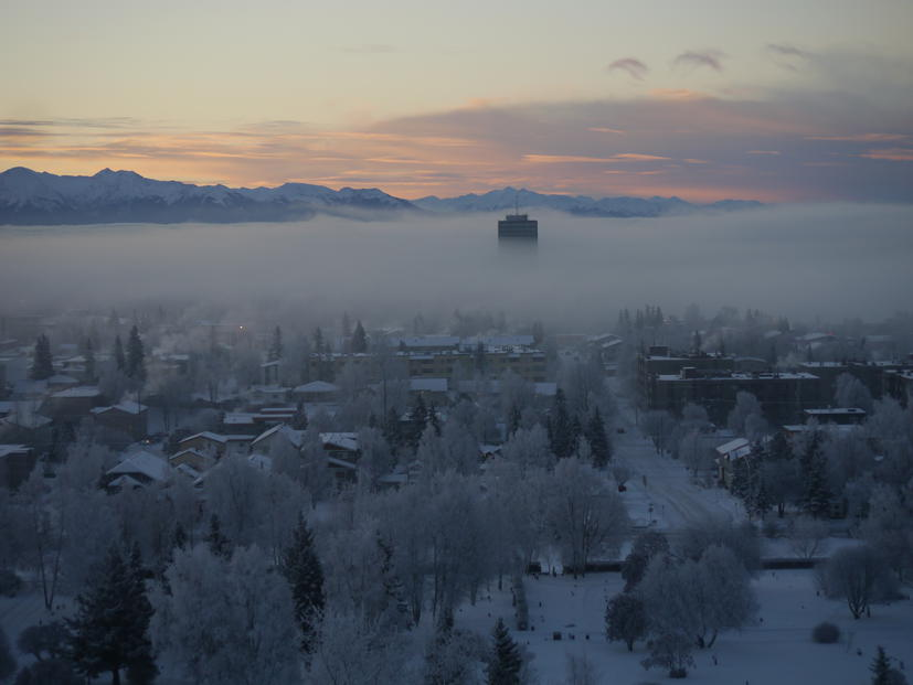 Alaska Anchorage PD600C