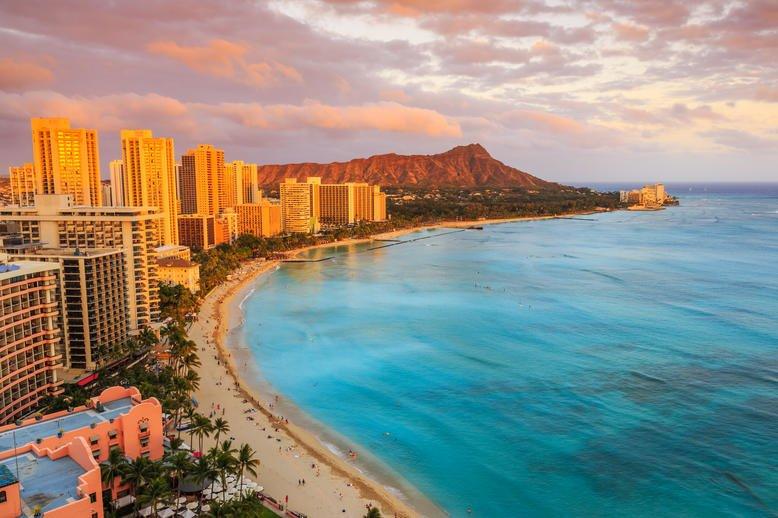 Hawaii Honolulu H601A4