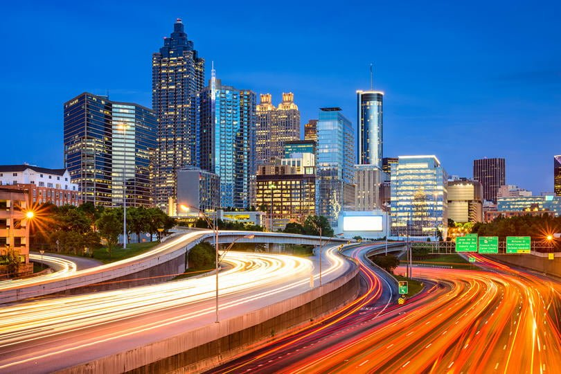 Georgia Atlanta EEX7HJ