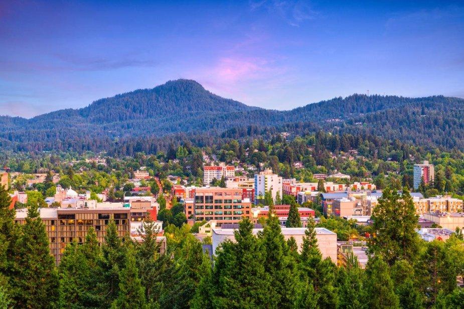 Oregon Eugene P7MT8D