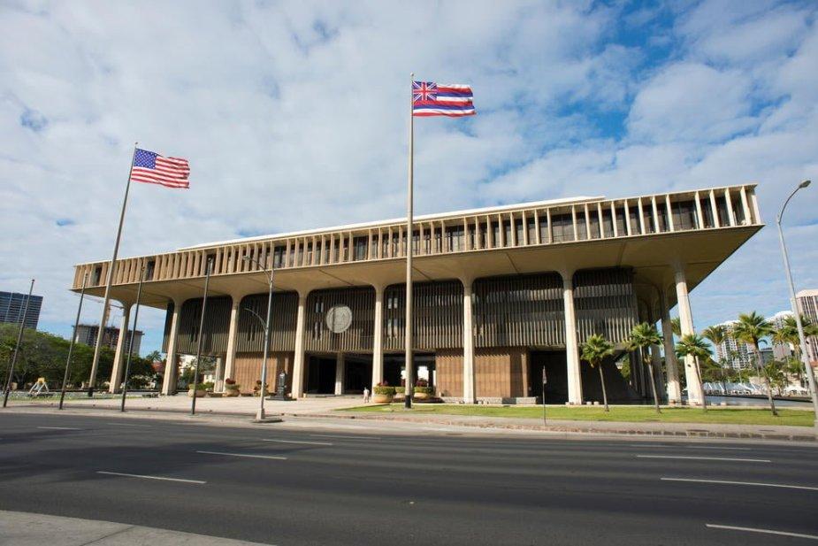 Hawaii capitol JC6EY4