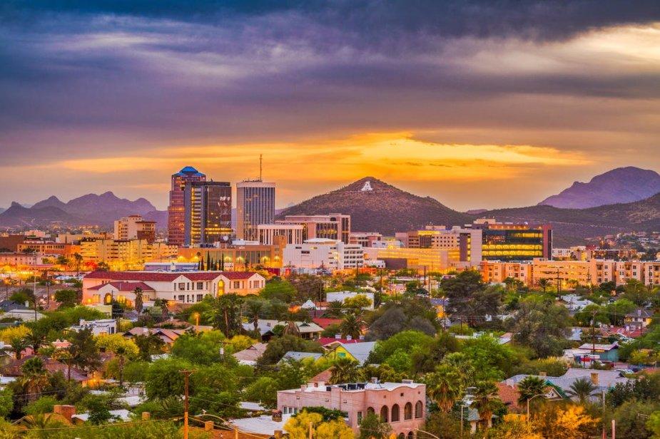 Arizona Tucson MWRFTC
