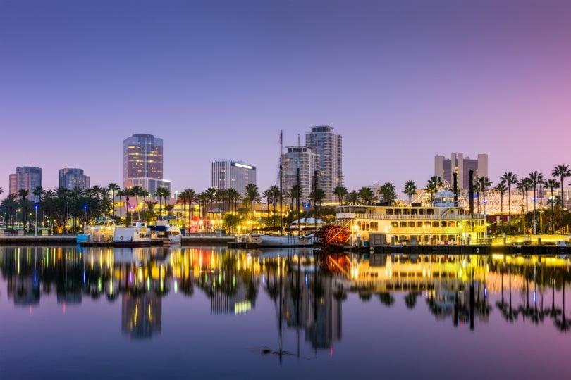 California Long Beach FTD9AP