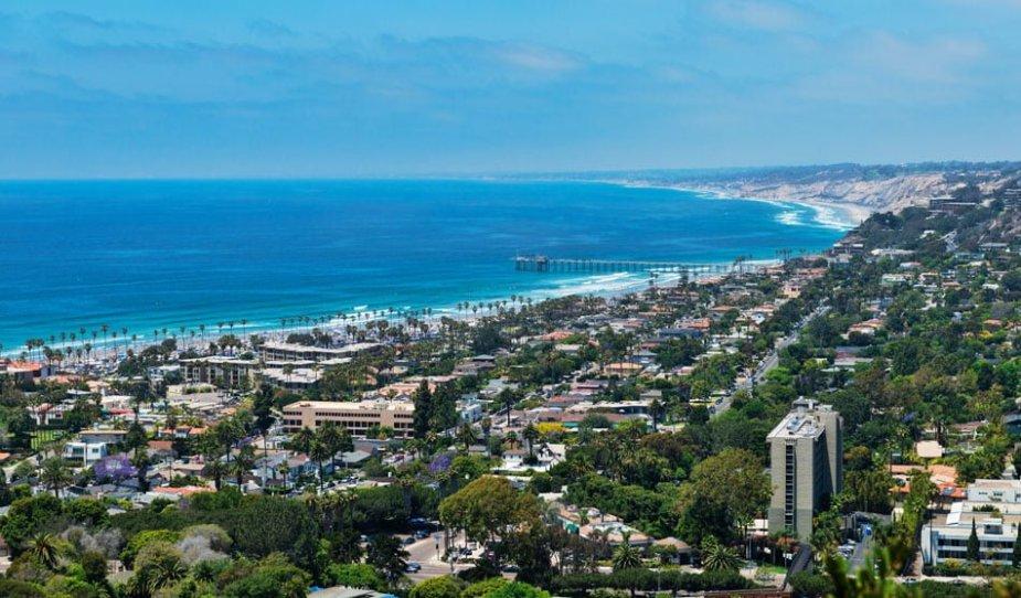 California San Diego E18BY4