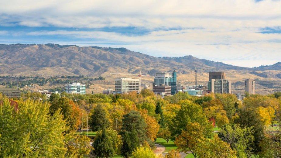 Idaho Boise F5NJKM