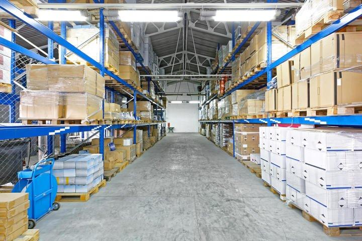 Warehouse KCW8EF
