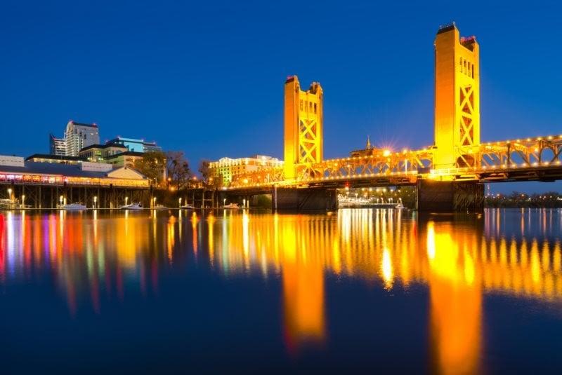 California Sacramento EN0BWE