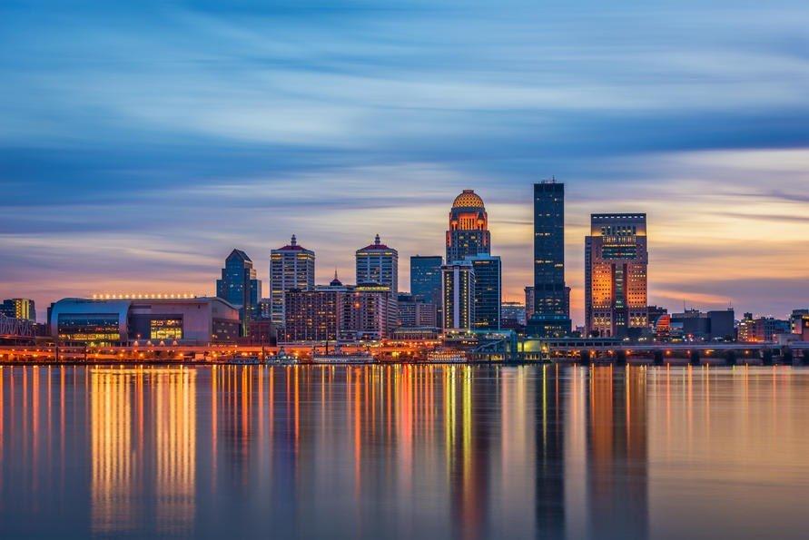 Kentucky Louisville KHJR3C