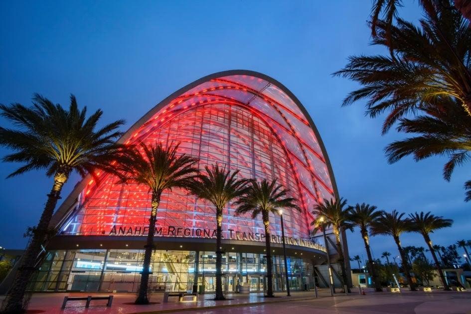 California Anaheim K0K3XM