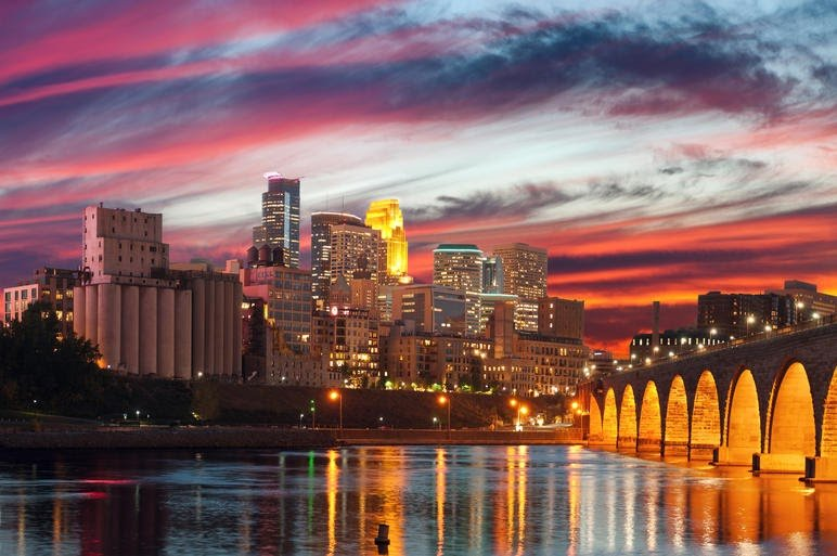 Minnesota Minneapolis GTFB1H