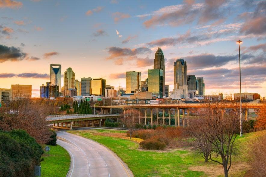 North Carolina Charlotte CE83C5