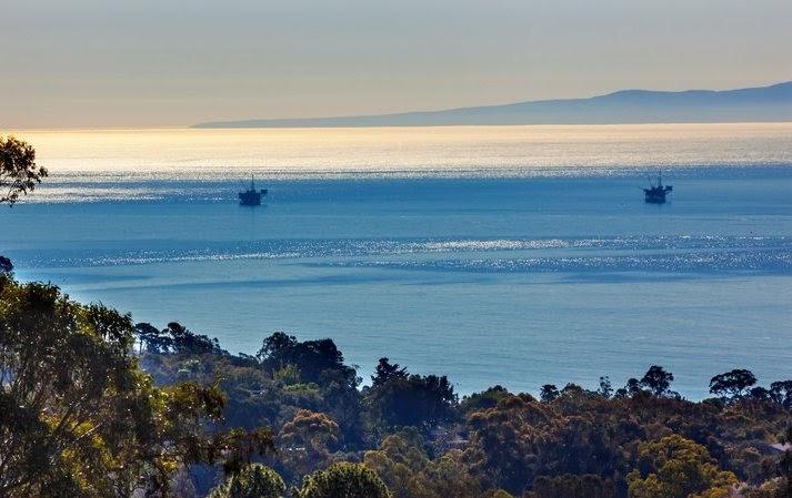 California Santa Barbara JB043X