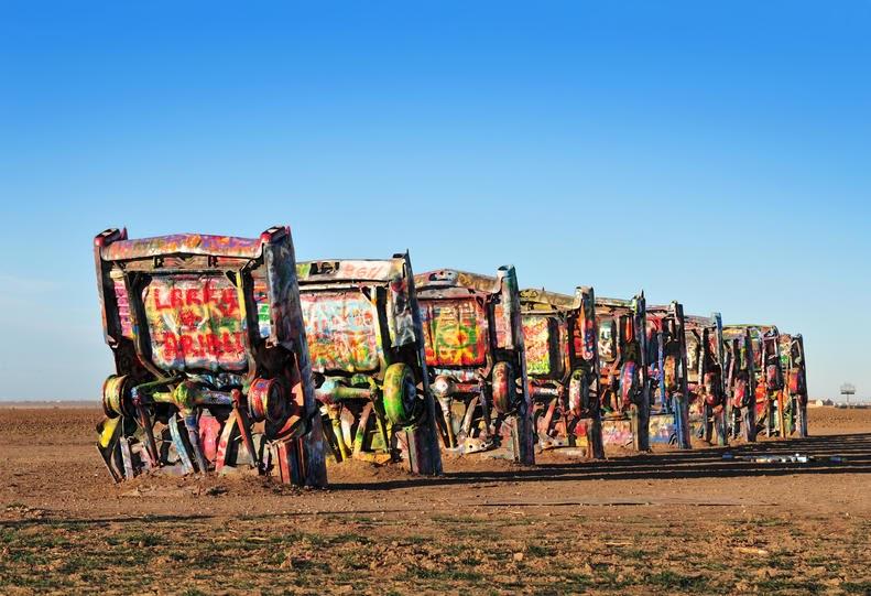 Texas Amarillo MWMYDY