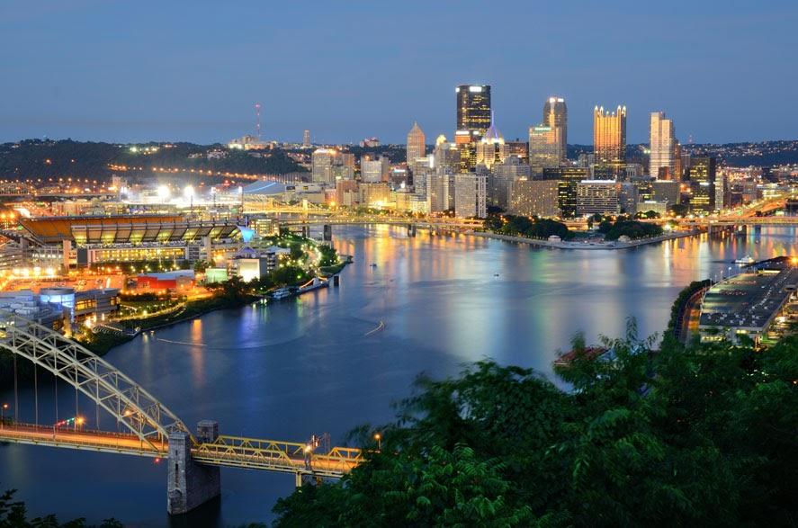 Pennsylvania Pittsburgh CW81JB