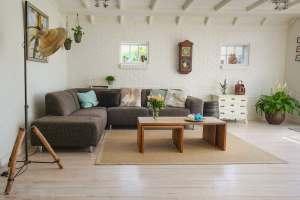 Renter's Living Room