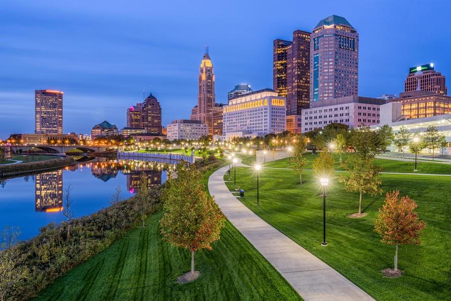 20 Ohio Columbus KH4JT5