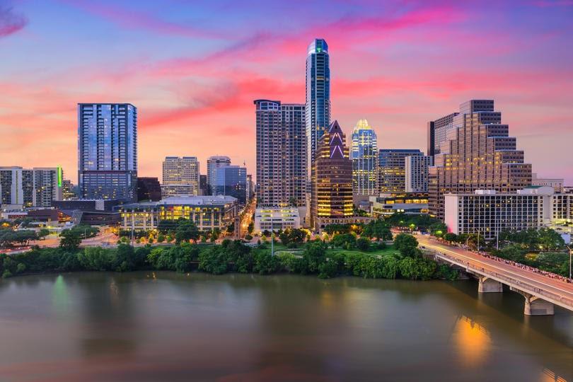 07 Texas Austin GJXDYX
