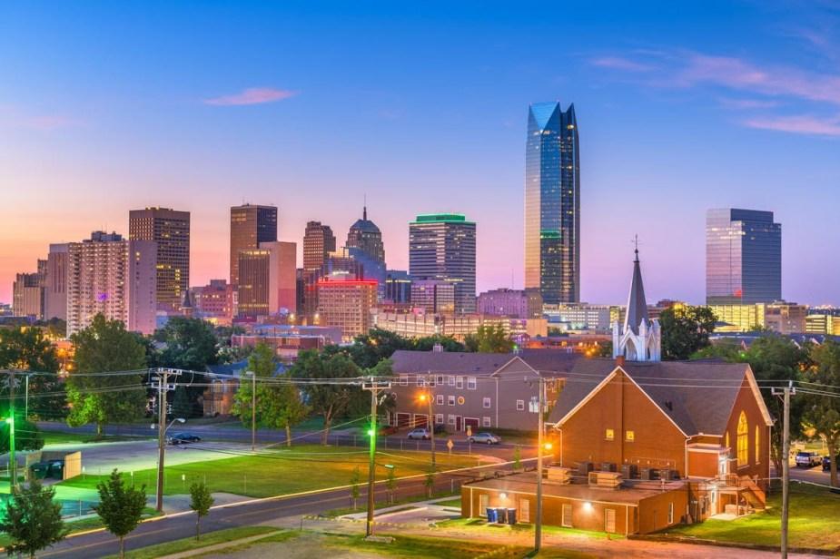 01 01 Oklahoma Oklahoma City PKJ0CA