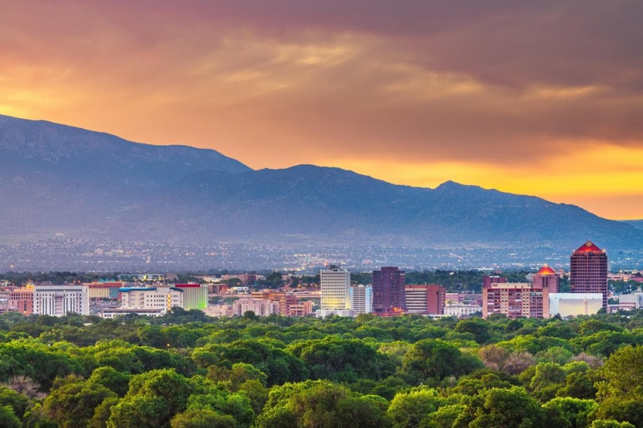 07 New Mexico Albuquerque W320RC